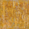 #203 - by Al Schwartz - acrylic on panel - 70 x 48 inches - year 2012 - at Paia Contemporary Gallery