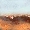 266 - by Al Schwartz - acrylic on panel - 12 x 12 x 2 inches - year 2013 - at Paia Contemporary Gallery