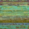 Mana Aina # 8 - by Alejandro Goya - mixed media on panel - 30 x 30 x 2 inches - year 2017 - at Paia Contemporary Gallery
