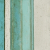 Mana Aina # 7 [horizontal view] - by Alejandro Goya - mixed media on panel - 36 x 12 x 2 inches - year 2015 - at Paia Contemporary Gallery