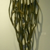 Vessel III - by Caprice Pierucci - Douglas fir and Pine - 45 x 17 x 8 inches - Year 2015 - at Paia Contemporary Gallery