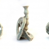 Abstract ceramic sculptures by abstract artist Stephen Freedman at www.paiacontemporarygallery.com