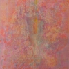 Pink Spring - by 1 Wayan Karja- acrylic on canvas - 59 x 47 inches - year 2008 - at Paia Contemporary Gallery