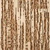 Caelagraph 2 - by Jessica Drenk - Pine wood - 40 x 20 x 2 inches - year 2013 - at Paia Contemporary Gallery
