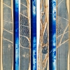 Aspenized 7 - by Michael Kessler - acrylic on panel - 60 x 40 inches - year 2013 - at Paia Contemporary Gallery