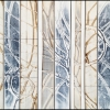 Birchlings 14 - by Michael Kessler - acrylic on panel - 40 x 60 inches - year 2013 - at Paia Contemporary Gallery