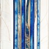 Hydrolapis 14  - by Michael Kessler - acrylic on panel - 40 x 60 inches - year 2013 - at Paia Contemporary Gallery