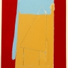 Open # 1207 - by Akira Iha - acrylic - 48 x 42.5 inches - Year 1998 - at Paia Contemporary Gallery