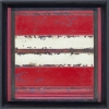 1461 Visible Boundary - by Randall Reid - mixed media - 6 x 5.75 x 2 inches - year 2014 - at Paia Contemporary Gallery