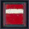 1489 A Narrow Departure - by Randall Reid - mixed media -  4.5 x 4.75 x 2 inches - year 2014 - at Paia Contemporary Gallery