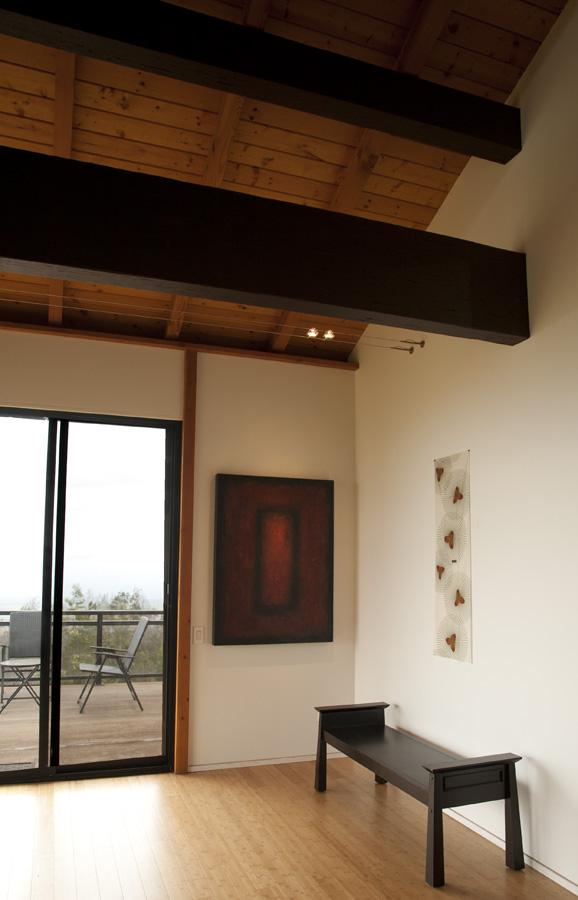 Abstract artwork by artist Alejandro Goya at Paia Contemporary Gallery, a Maui art gallery Hawaii