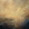Phoenix - by Tony Walholm - oil on canvas - 36 x 60 x 1.5 inches - year 2008 - at Paia Contemporary Gallery