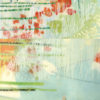 Happy There - by Brad Huck - acrylic and wax on panel - 60 x 24 x 2 inches - Year 2009 - at Paia Contemporary Gallery